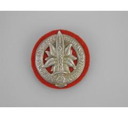 Escudo de S.A. Gruppen Wettkampfe 1938 Gruppe Hochland