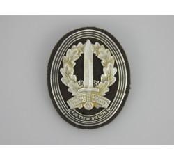 Arm Schild S.A. Gruppen Wettkampfe 1938 Gruppe Hochland
