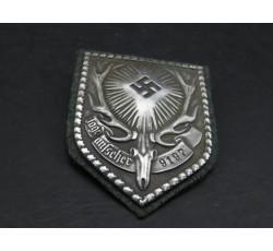 Arm Shield S.A. Gruppen Sport Wettkampfe 1937 Gruppe Niederrhein