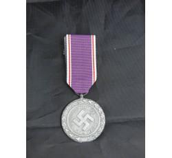 WW2 German Luftschutz Medal 2nd class 1938