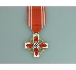 WW2 German Fire Brigade Medal 2nd class 1936
