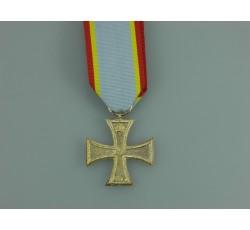 Mecklenburg-Schwerin's FF Military Merit Cross 1914