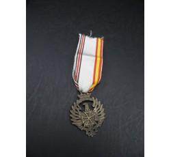 """Medalla de la campaña de Rusia """"División Azul"""""""