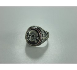 Waffen SS Death Head War Ring