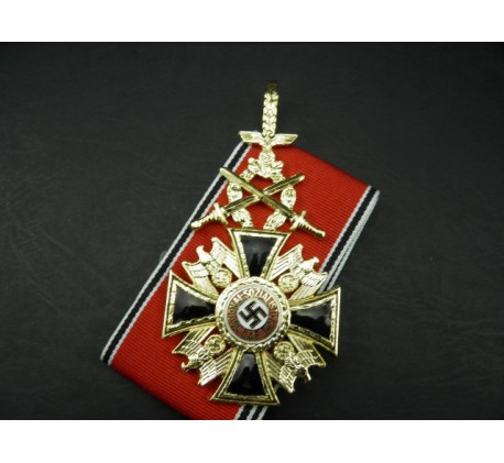 German Order 1st Class with Swords