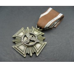 NSDAP Long Service Award (NSDAP-Dienstauszeichnung) 3rd Class for 10 Years