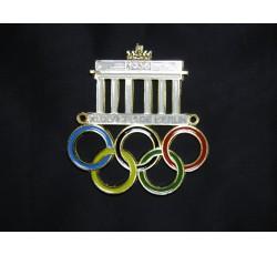 XI Olympide Berlin 1936 Plakette