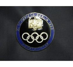 XI Olympiade Berlin 1936 Filmabteilung Badge