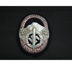 Arm Shield S.A. Gruppen Wettkampfe 1939