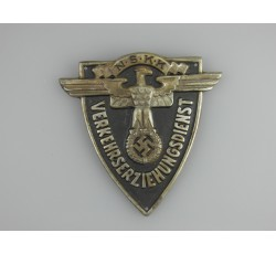 Plaque the NSKK Motorcycle Brigade