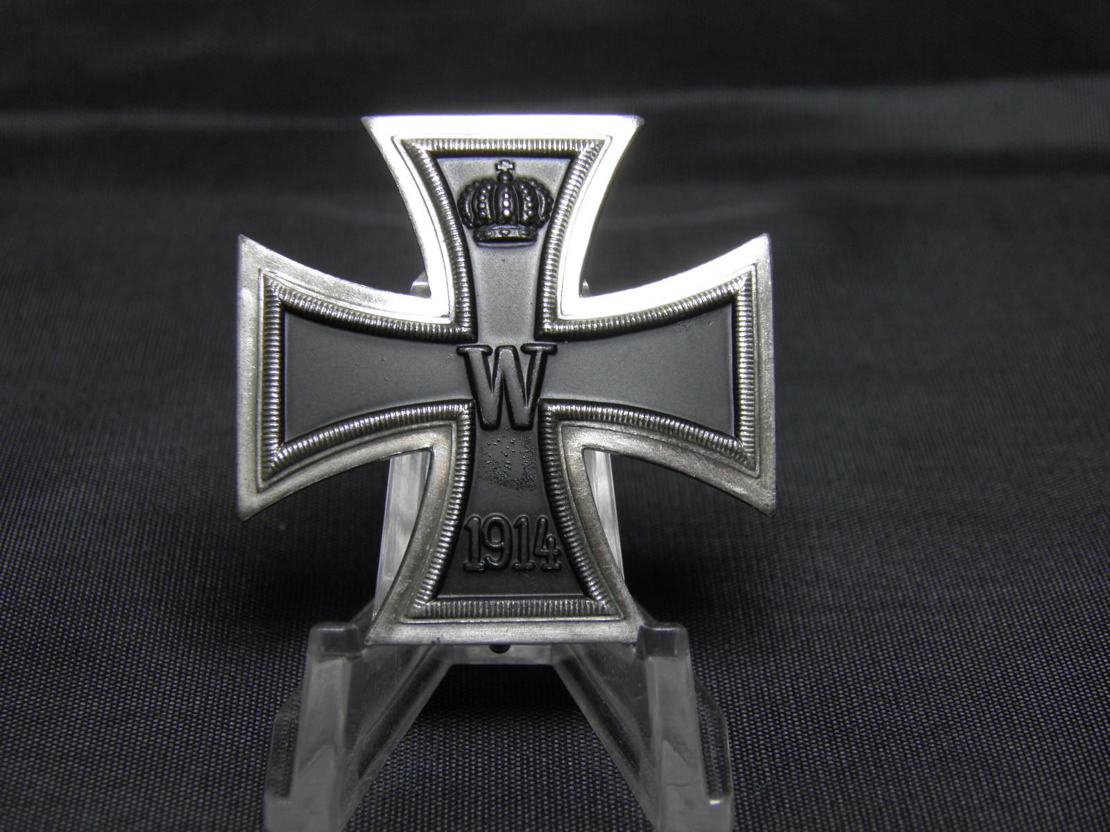 German Ek1 Iron Cross 1 St Class 1914