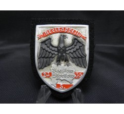 Plaque the NSKK Motorcycle Brigade Nordmark
