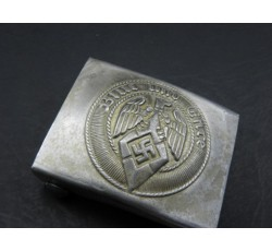 WW2 GERMAN WAFFEN SS BELT BUCKLE