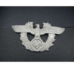 WW2 German (Shako) Municipal Police Tschako Eagle