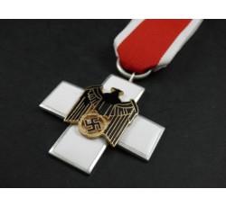"WW2 German RED CROSS badge 1'st class ""pin-back"" type"