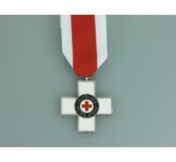 Verdienstkreuz des Ehrenzeichen des Deutschen Roten Kreuzes 1934-1937 Halskreuz