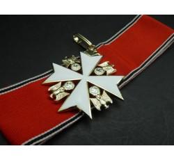 Deutscher Adlerorden – Kreuz 5. Klasse mit band