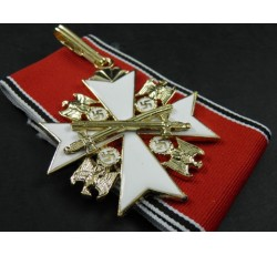 Order of the German Eagle without Swords with Ribbon