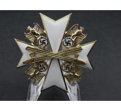 Verdienstorden vom Deutschen Adler – Verdienstkreuz 2. Stufe mit Schwertern