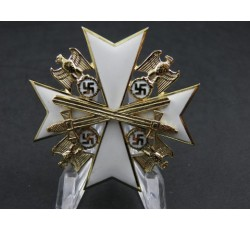 """Order of the German Eagle 2'nd class with Swords """"pin-back"""" type"""