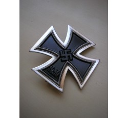 "WW2 EK1 Iron Cross 1'st Class ""pin-back"" Type"