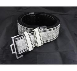 WW2 Kriegsmarine officer's brocade cloth belt