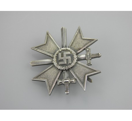 WW2 German KVK War Merit Cross 1'st Class with Swords