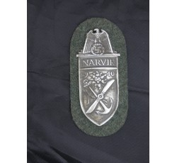 Ärmelschild Narvik